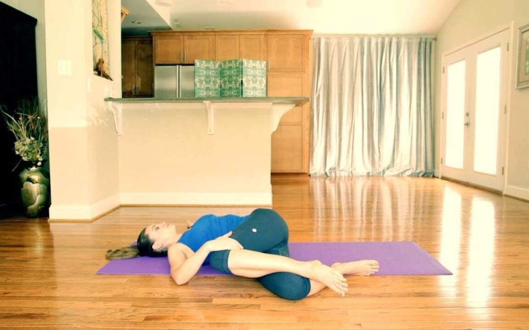 Lying Down Twist Sequence