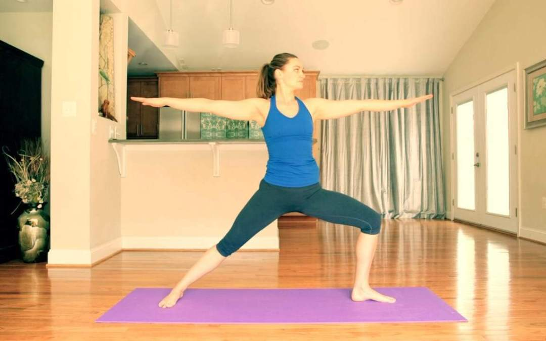 Standing Poses Sequence